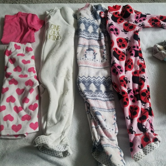 daa9e089be06 The Children s Place Pajamas